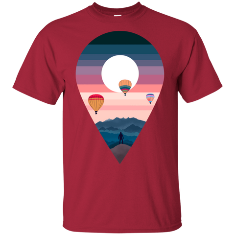 Balloon Landscape T-Shirt