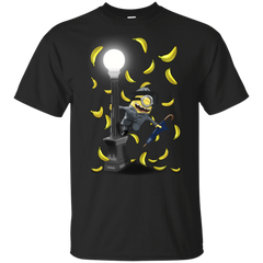 T-Shirts Black / YXS Banana Rain Youth T-Shirt