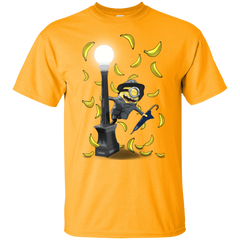 T-Shirts Gold / YXS Banana Rain Youth T-Shirt