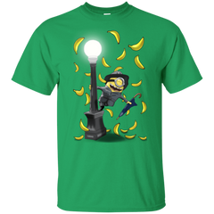 T-Shirts Irish Green / YXS Banana Rain Youth T-Shirt