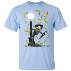 T-Shirts Light Blue / YXS Banana Rain Youth T-Shirt