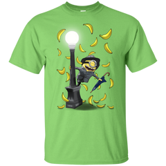 T-Shirts Lime / YXS Banana Rain Youth T-Shirt