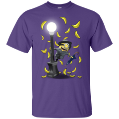 T-Shirts Purple / YXS Banana Rain Youth T-Shirt