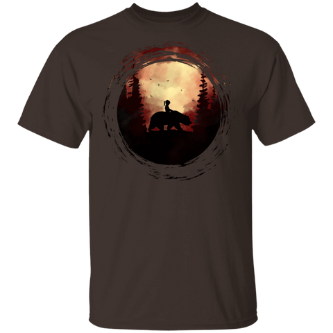 Bareback Bear T-Shirt