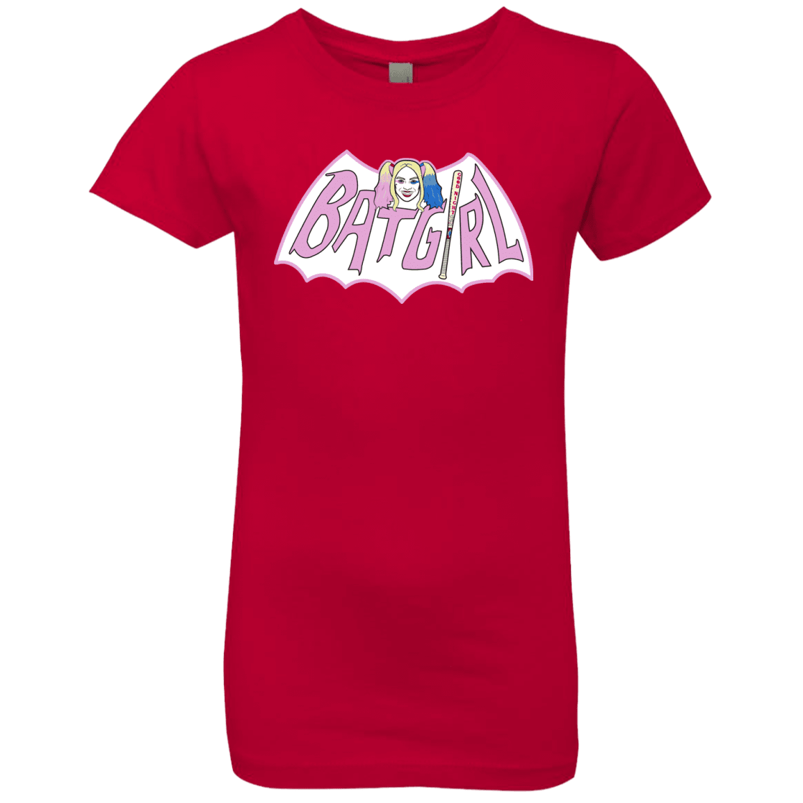 Batgirl Girls Premium T-Shirt