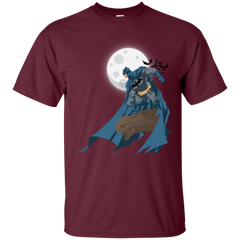 T-Shirts Maroon / Small Batman T-Shirt