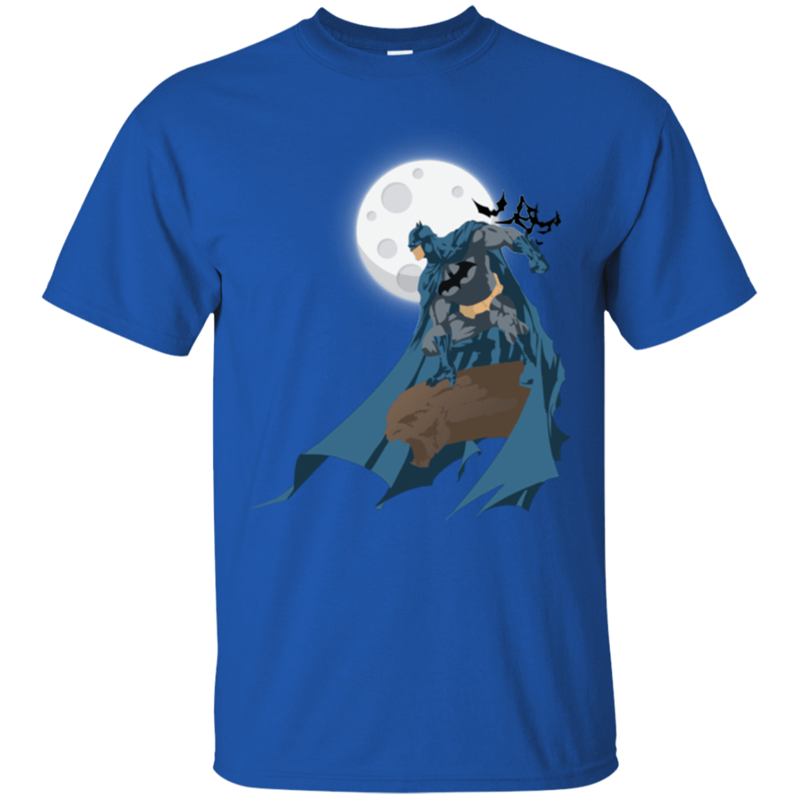 T-Shirts Royal / Small Batman T-Shirt