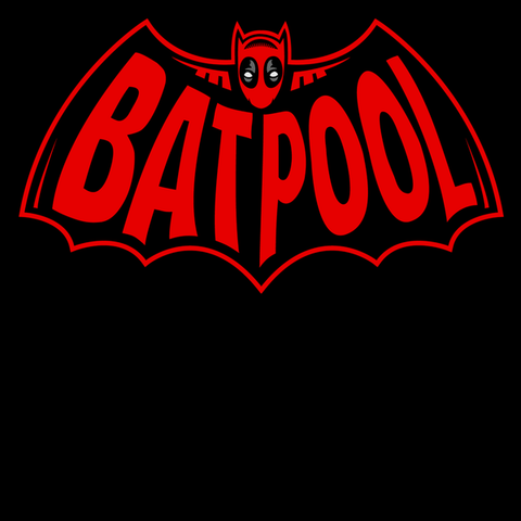 T-Shirts Batpool T-Shirt