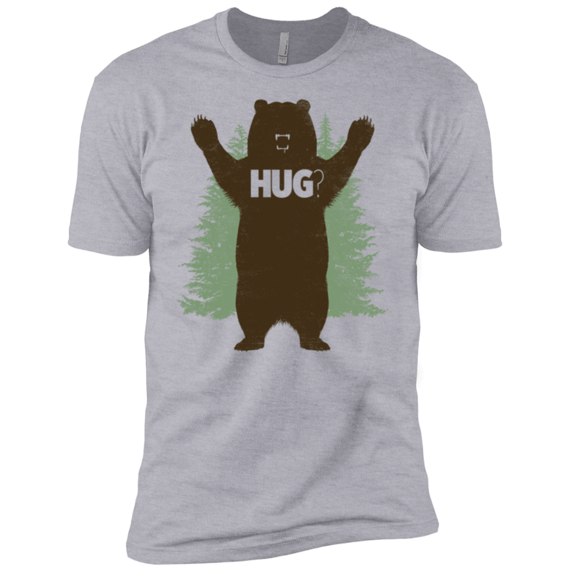 Bear Hug Boys Premium T-Shirt