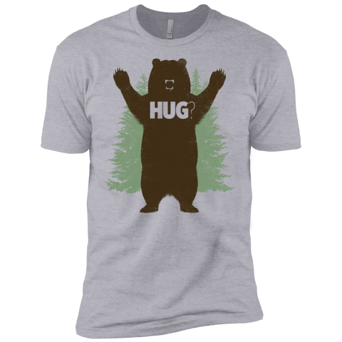 Bear Hug Men's Premium T-Shirt