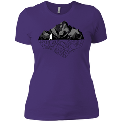 Bear Reflection Women's Premium T-Shirt