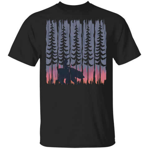 Bear Walk Pines T-Shirt