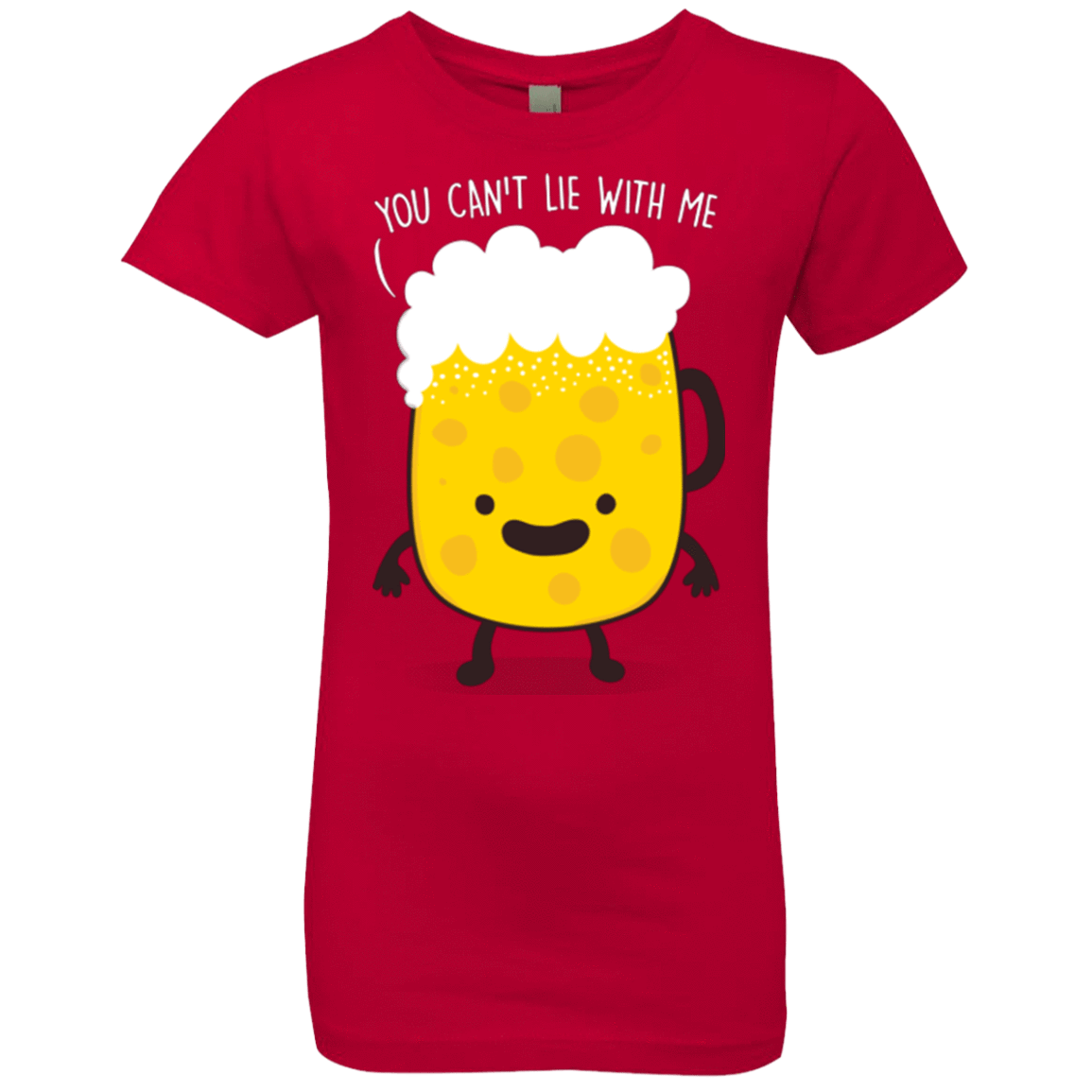 Beerfull Girls Premium T-Shirt