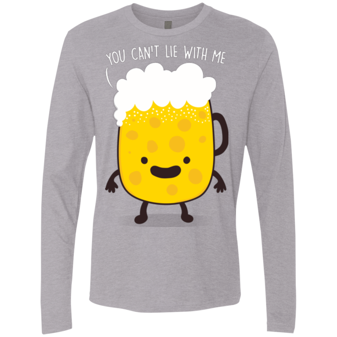 Beerfull Men's Premium Long Sleeve