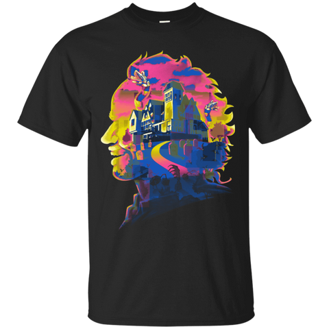 Beetlejuice Silhouette T-Shirt