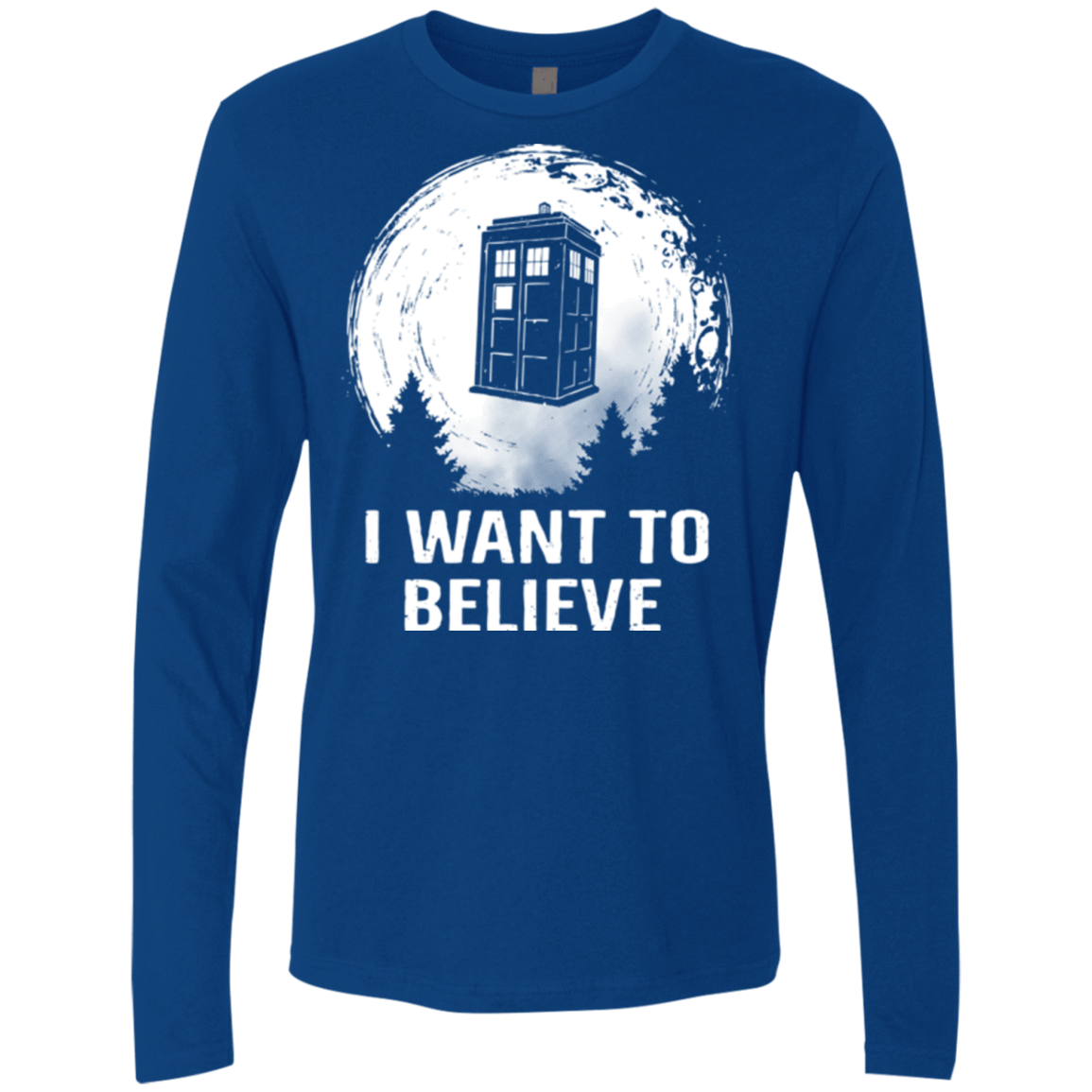 Believe2 Men's Premium Long Sleeve