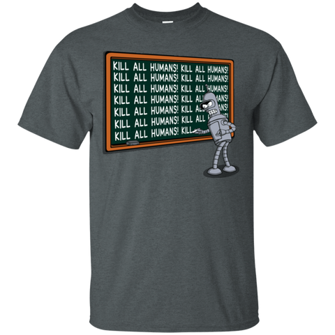 Bender Detention T-Shirt