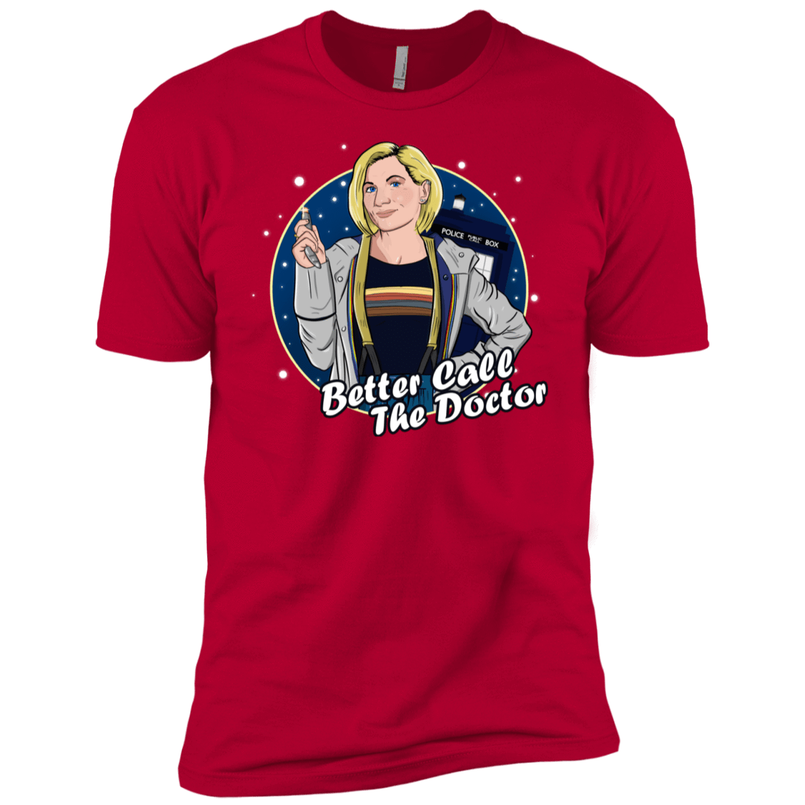 Better Call the Doctor Boys Premium T-Shirt