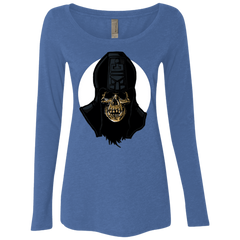 Beyond Veil Women's Triblend Long Sleeve Shirt