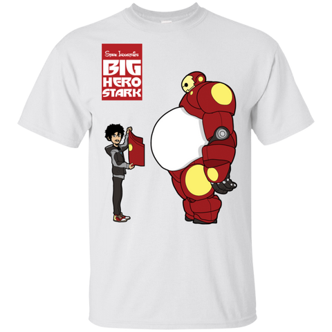 Big Hero Stark T-Shirt