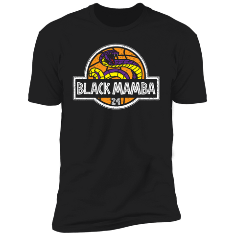 Black Mamba Men's Premium T-Shirt
