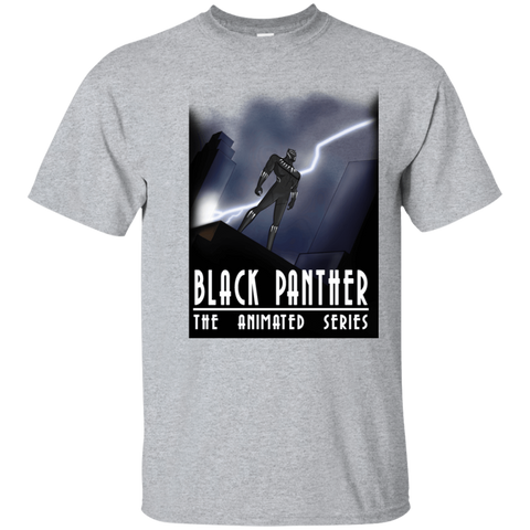 Black Panther The Animated Series T-Shirt