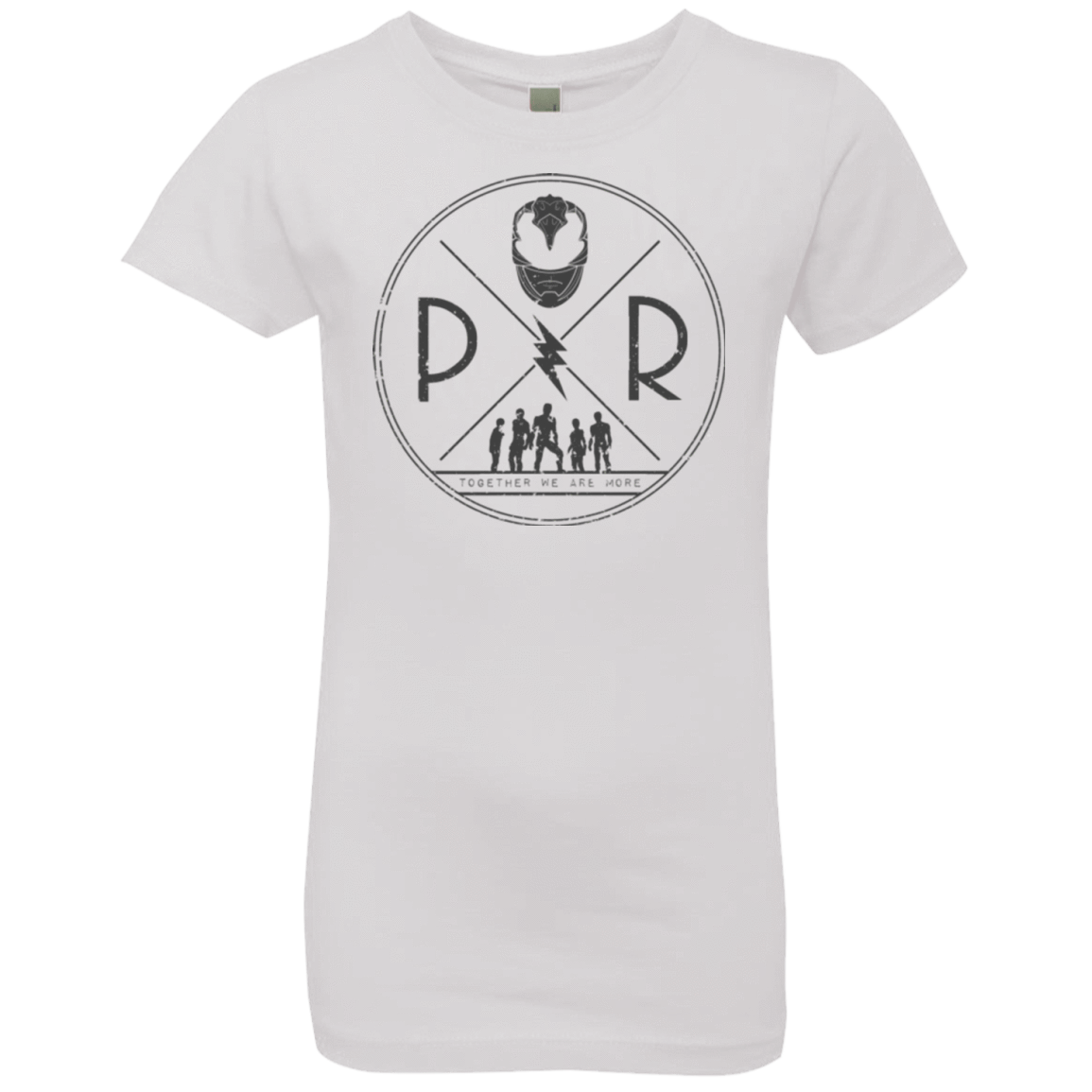 Black Power Girls Premium T-Shirt