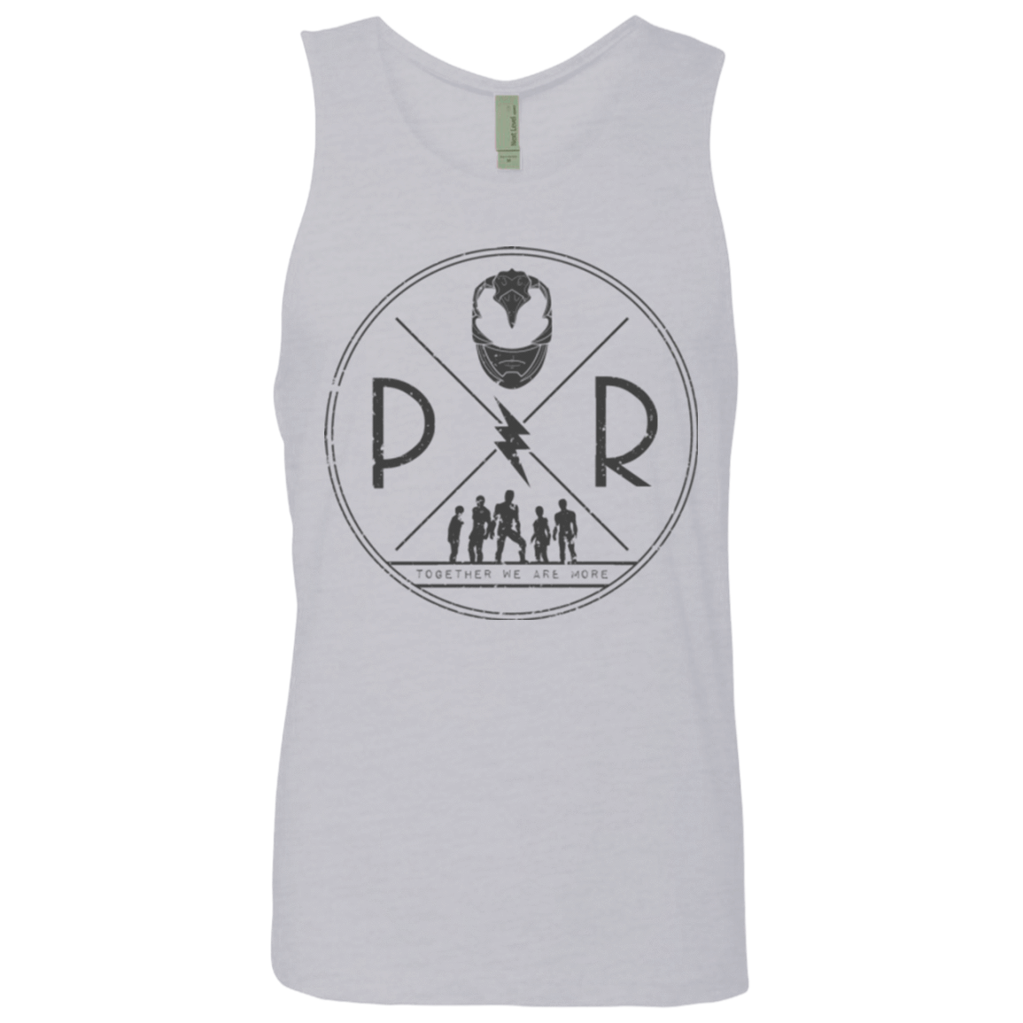 Black Power Men's Premium Tank Top