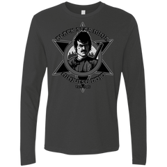Black Star Dojo Men's Premium Long Sleeve