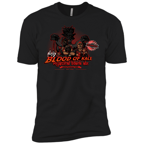 Blood Of Kali Men's Premium T-Shirt