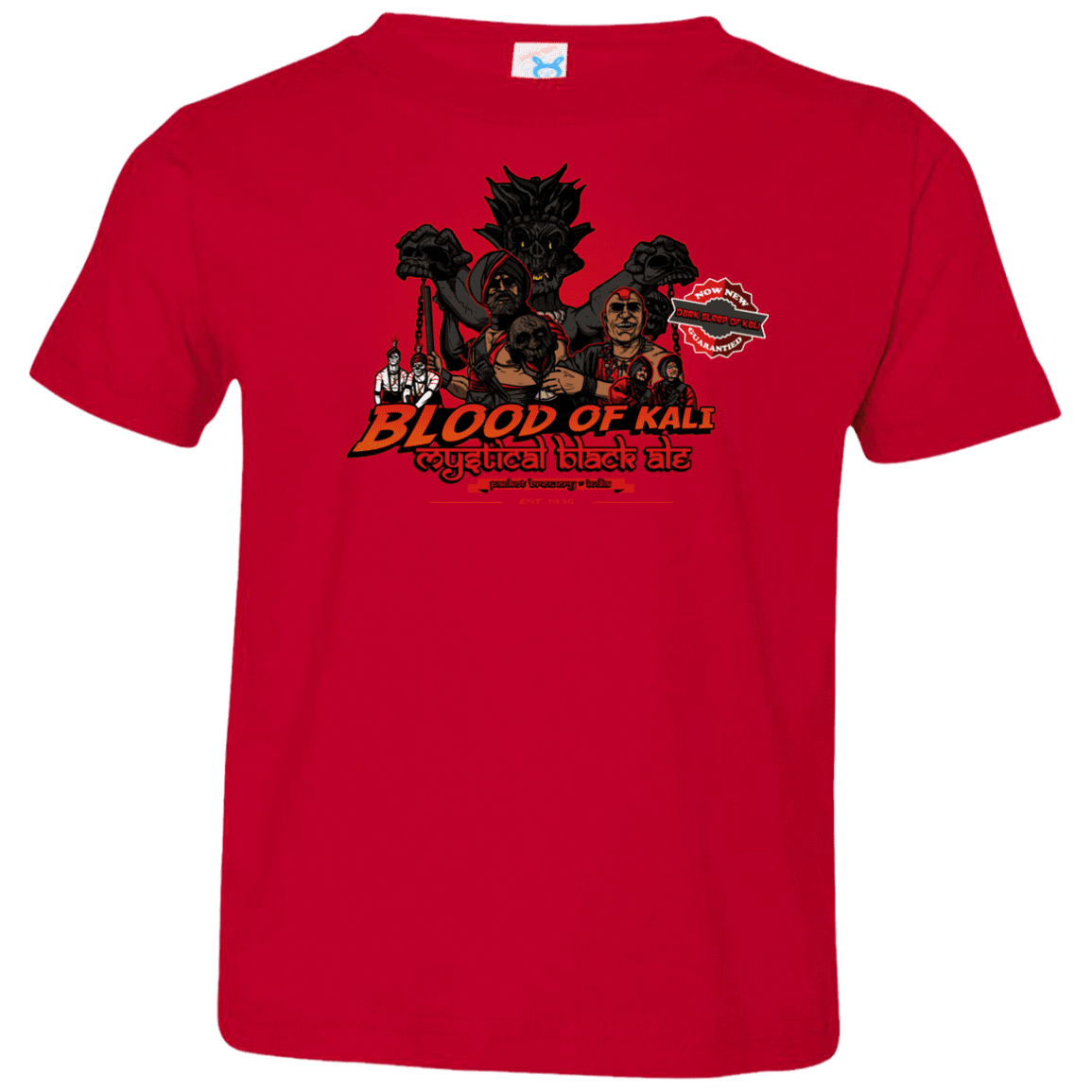 Blood Of Kali Toddler Premium T-Shirt