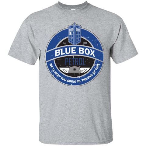 Blue Box V7(1) T-Shirt