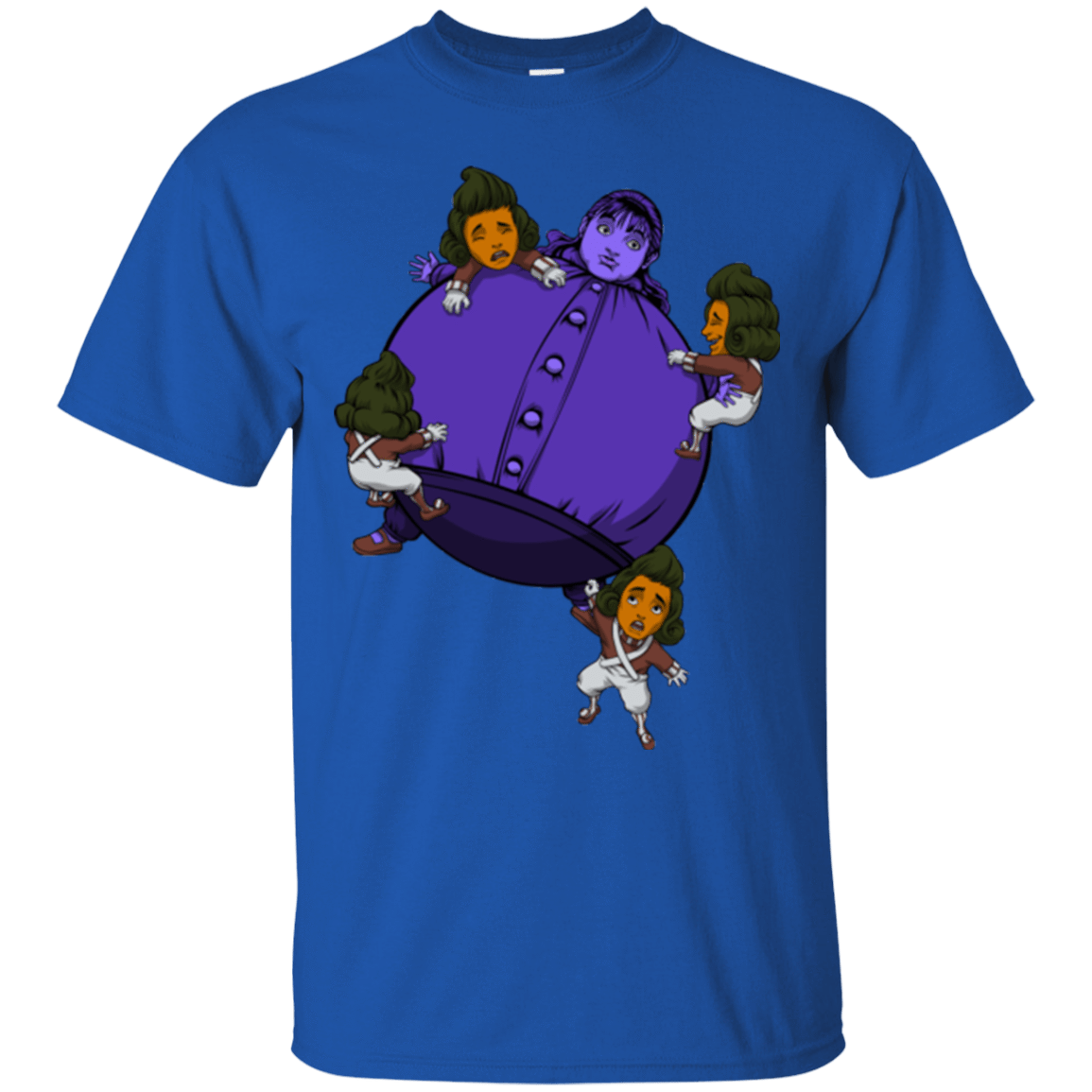 Blue In the Face T-Shirt