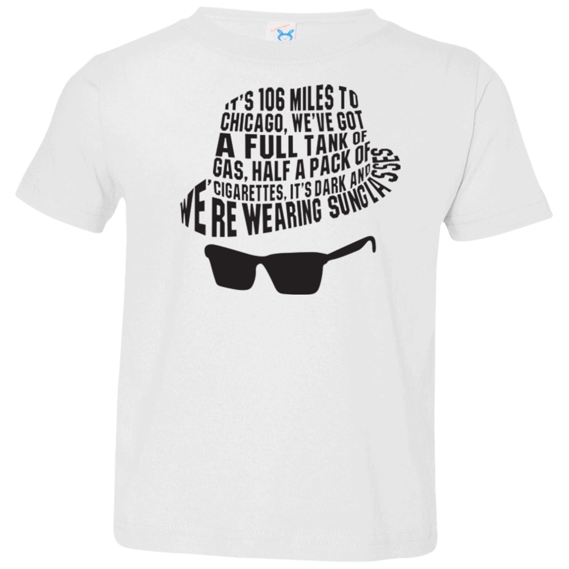 Blues Brothers Toddler Premium T-Shirt