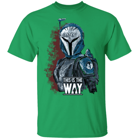 T-Shirts Irish Green / S Bo Katan T-Shirt