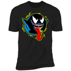 T-Shirts Black / S Boo Venom Men's Premium T-Shirt