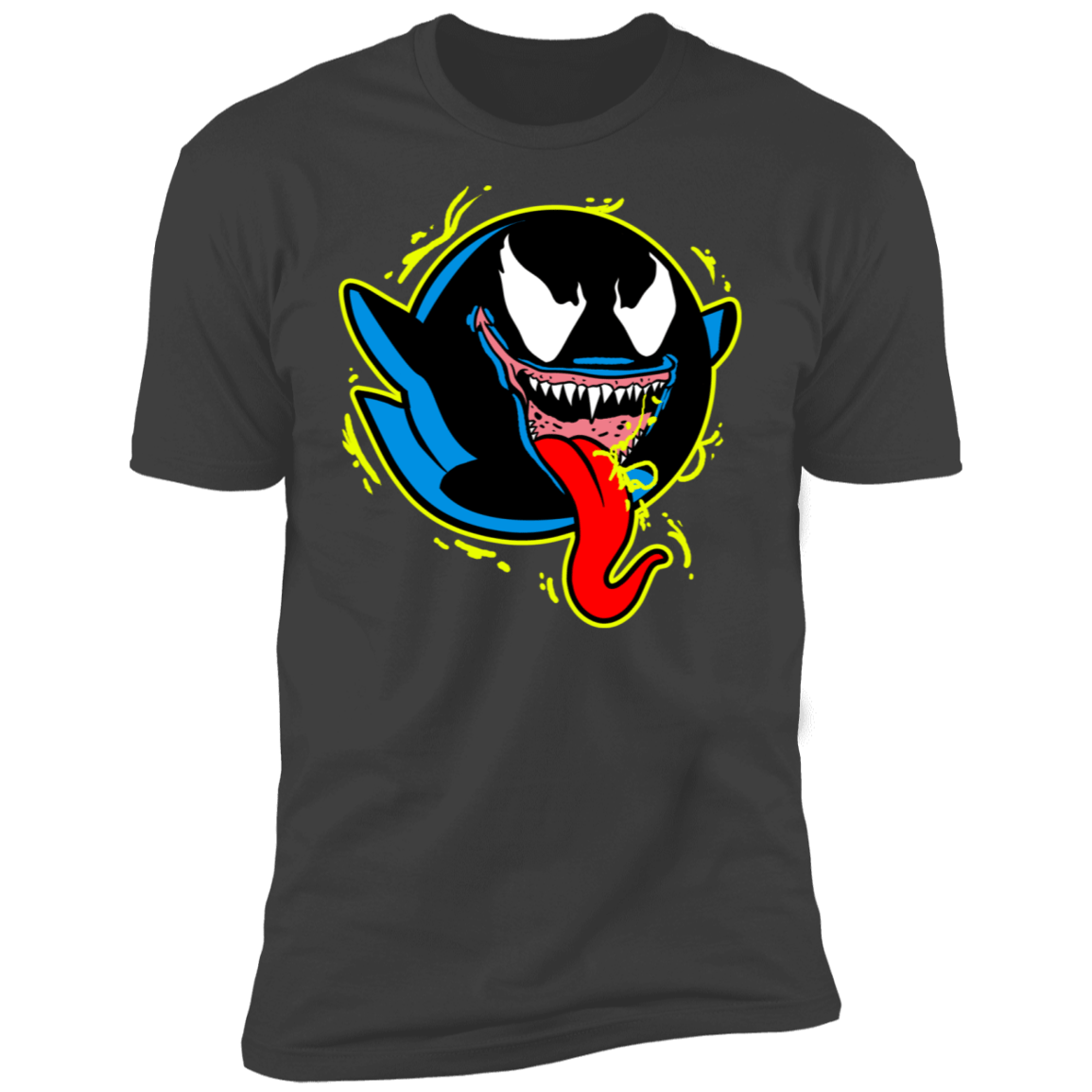 T-Shirts Heavy Metal / S Boo Venom Men's Premium T-Shirt