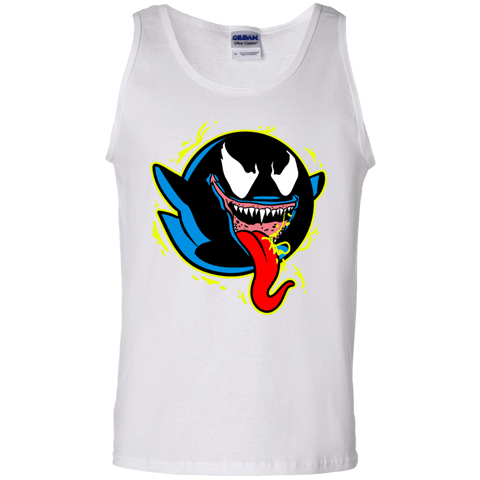 T-Shirts White / S Boo Venom Men's Tank Top