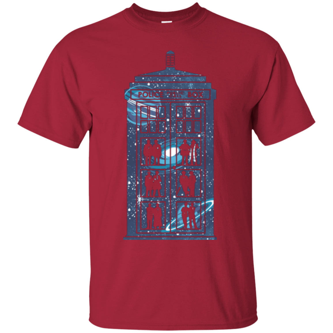 Box of Time and Space T-Shirt