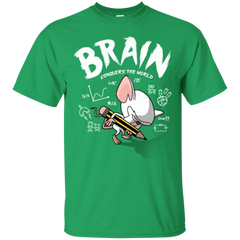 Brain vs The World T-Shirt