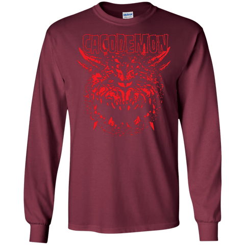 Cacodemon Men's Long Sleeve T-Shirt