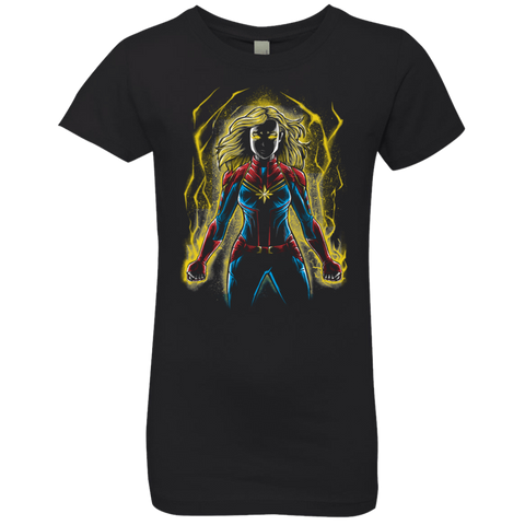 Captain Girls Premium T-Shirt