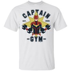 Captain Gym T-Shirt