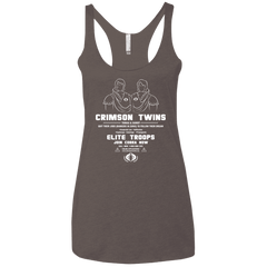 T-Shirts Macchiato / X-Small Career Opportunities Women's Triblend Racerback Tank