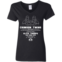 T-Shirts Black / S Career Opportunities Women's V-Neck T-Shirt