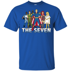 Cartoon Seven T-Shirt