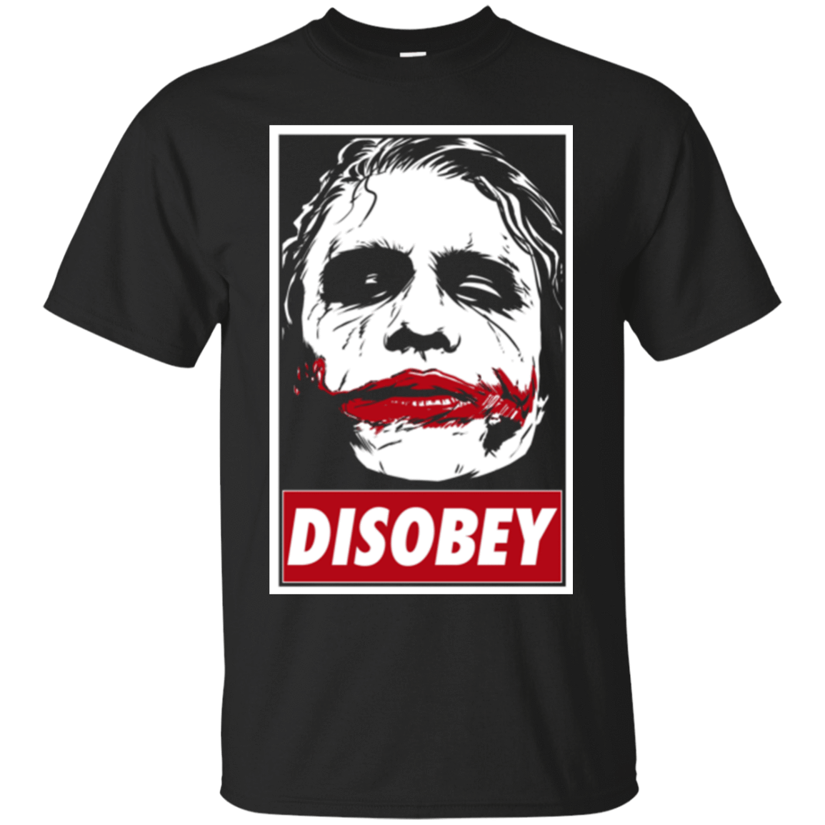Chaos and Disobey T-Shirt