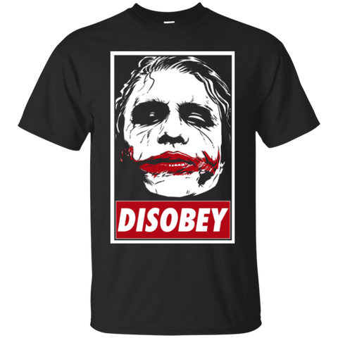 T-Shirts Black / Small Chaos and Disobey T-Shirt