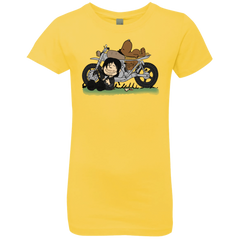 T-Shirts Vibrant Yellow / YXS Charlie Dixon Girls Premium T-Shirt