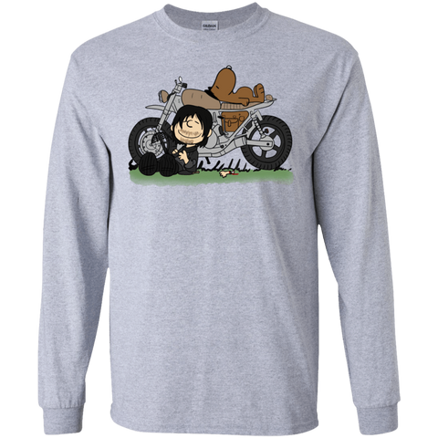 T-Shirts Sport Grey / S Charlie Dixon Men's Long Sleeve T-Shirt